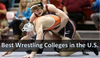 Best Wrestling Colleges 2018-19