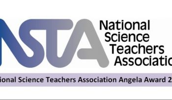 National Science Teachers Association Angela Award