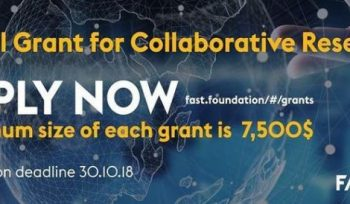 Travel Grants For Collaborative Research