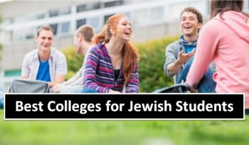 Best Colleges for Jewish Students