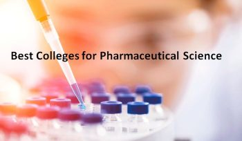 Best Colleges for Pharmaceutical Science