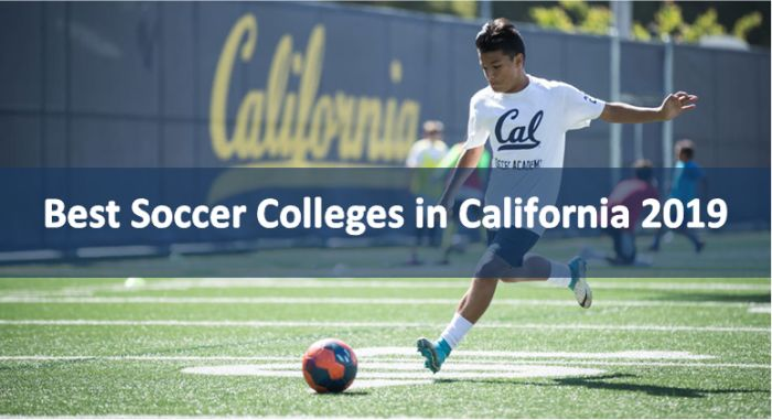 Best Soccer Players 2021 Best Soccer Colleges in California 2019   2020 HelpToStudy.2021