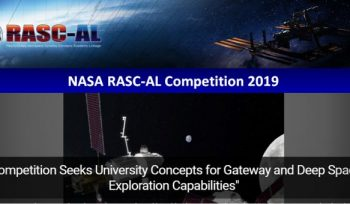 NASA RASC-AL Competition 2019