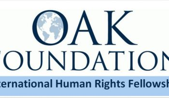 Oak Foundation International Human Rights Fellowship