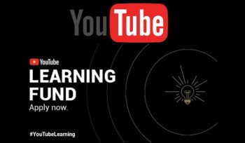 YouTube Learning Fund Program