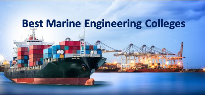 Best Marine Engineering Colleges