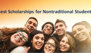 Best Scholarships for Nontraditional Students 2019