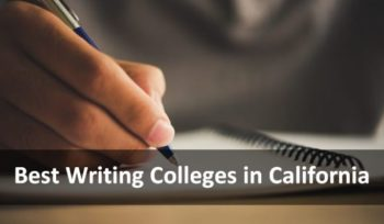 Best Writing Colleges in California