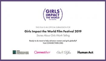 Girls Impact the World Film Festival Competition