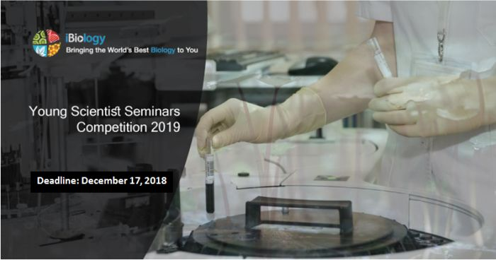 Young Scientist Seminars Competition