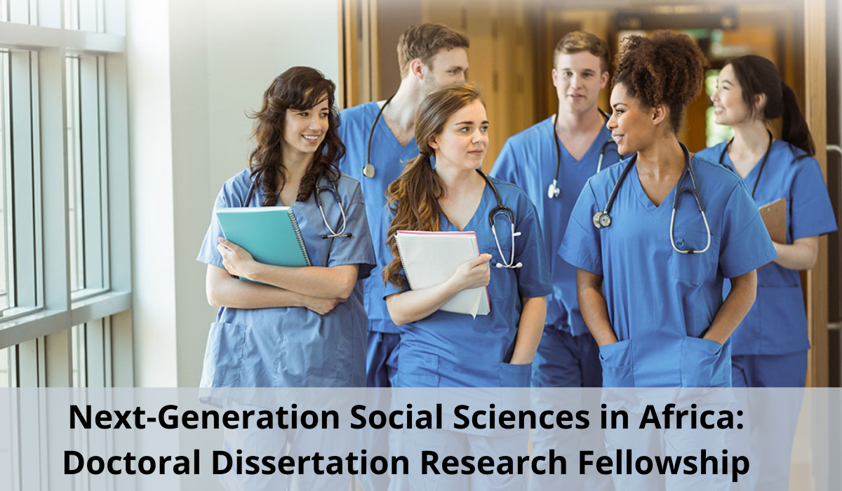 Phd dissertation social science