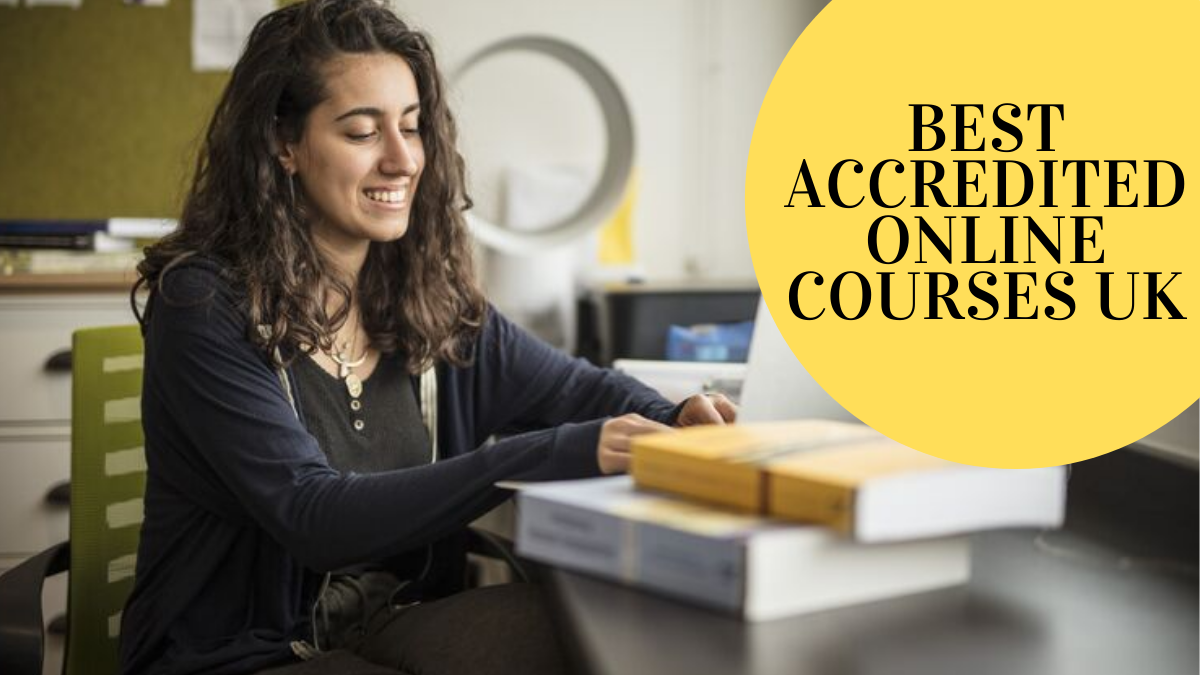Best Accredited Online Courses UK