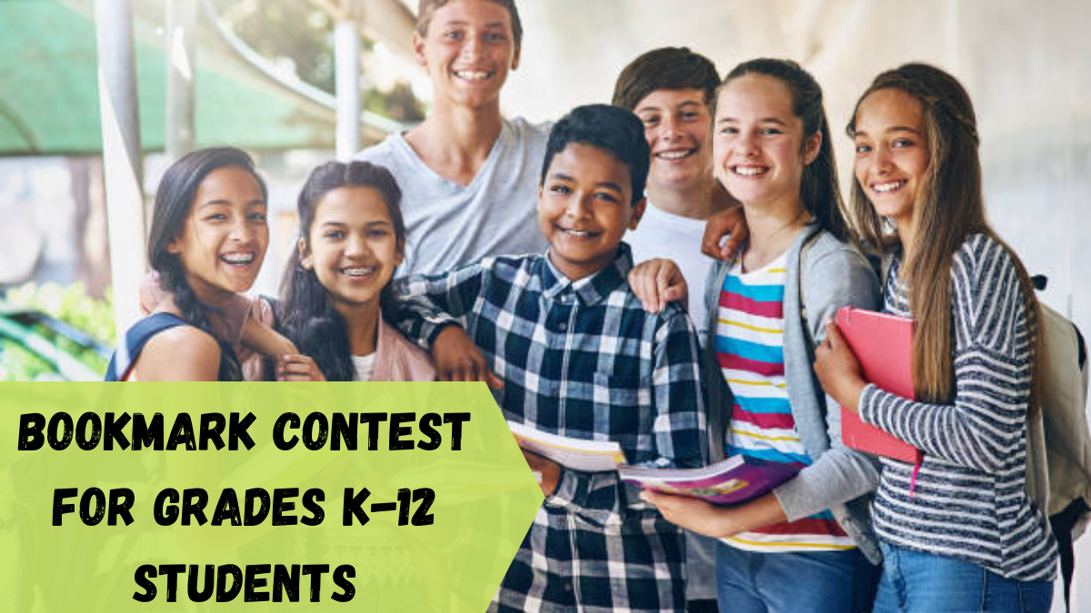 Bookmark Contest for Grades K-12 Students
